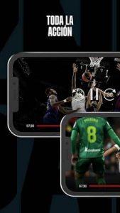 aplicacion para ver baloncesto gratis