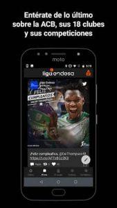 como ver el baloncesto gratis con una app