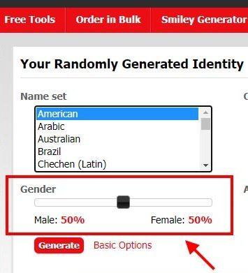 paso 3 para crear identidad falsa correo edu