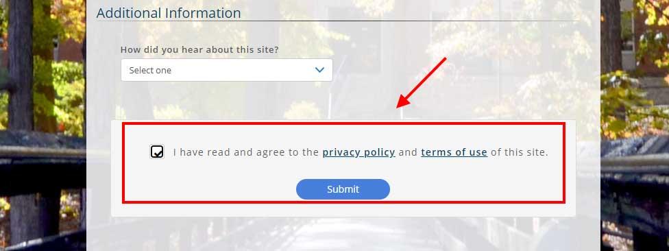 paso 5 para crear cuenta de correo edu