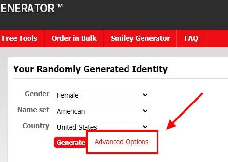 pasos para crear identidad falsa correo edu