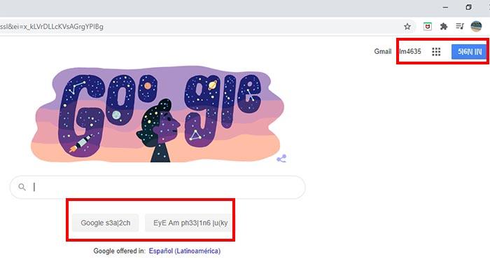 google y sus trucos