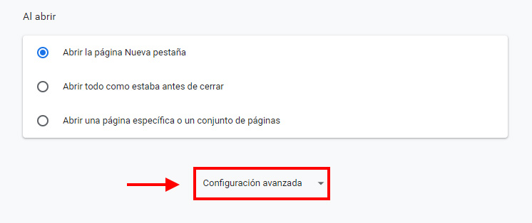 activar traducción automatica en chrome
