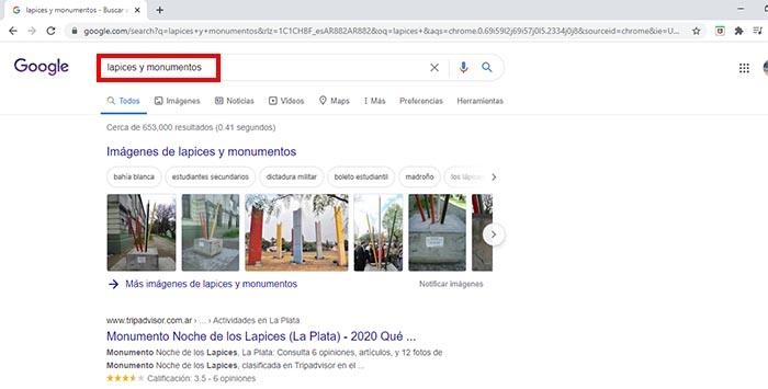 truco de google