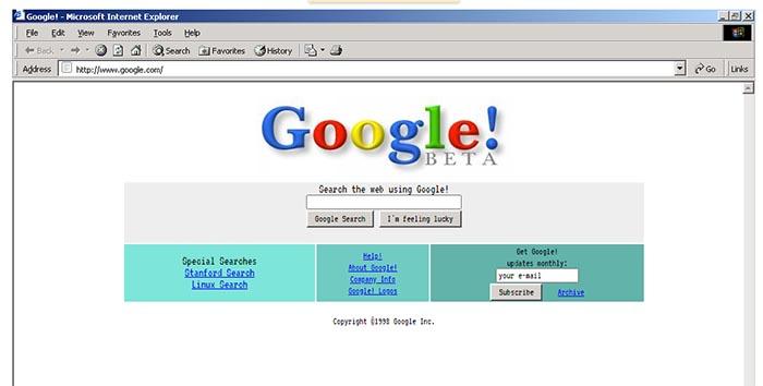 truco de google antiguo