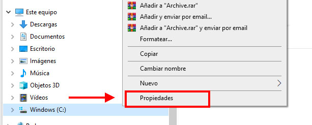 pasos para optimizar windows