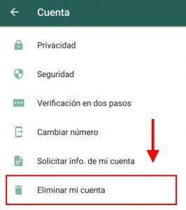 actualizar lista de contactos whatsapp