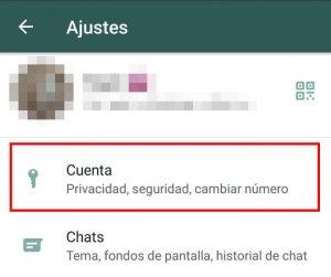 como actualizar contactos whatsapp