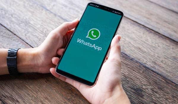 como actualizar los contactos de whatsapp