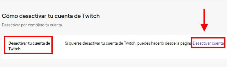 como cancelar twitch prime definitivamente