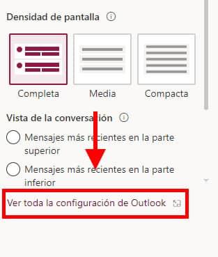 como configurar correo de empresa en outlook