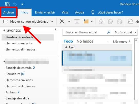 como hacer copia de seguridad hotmail