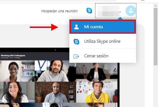 como ocultar informacion de mi perfil skype