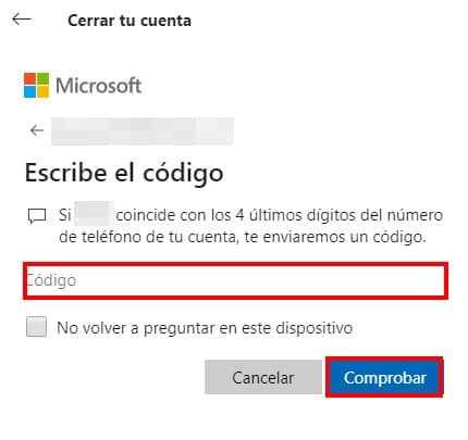 eliminar una cuenta skype