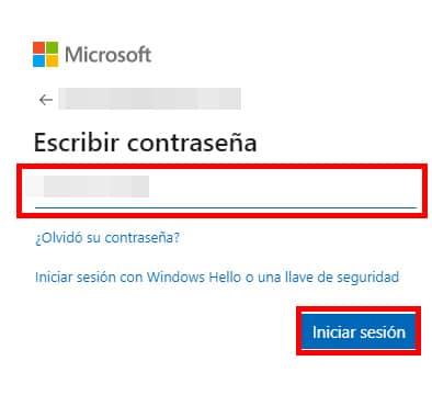 iniciar sesion skype web