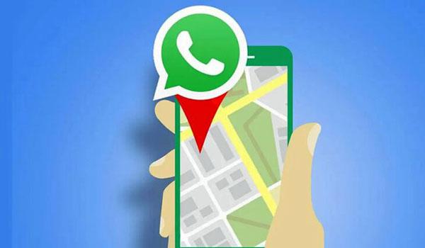 Como enviar una ubicacion por Whatsapp sin estar ahi
