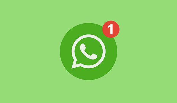 Por que no me llegan las notificaciones de Whatsapp