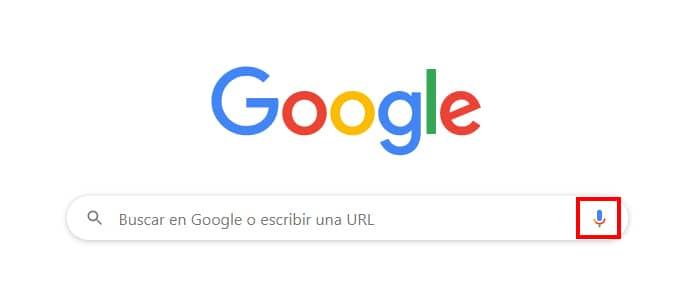 como activar busqueda por voz google