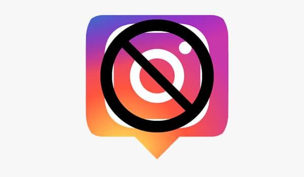 como bloquear a alguien en instagram