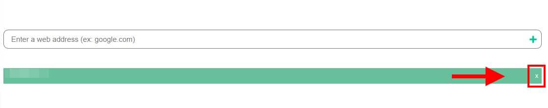 como desbloquear una pagina en chrome