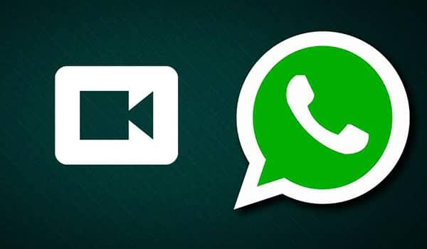 como grabar videollamadas en whatsapp