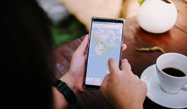 como localizar un celular samsung