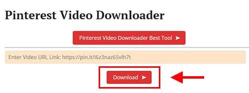 presionar download
