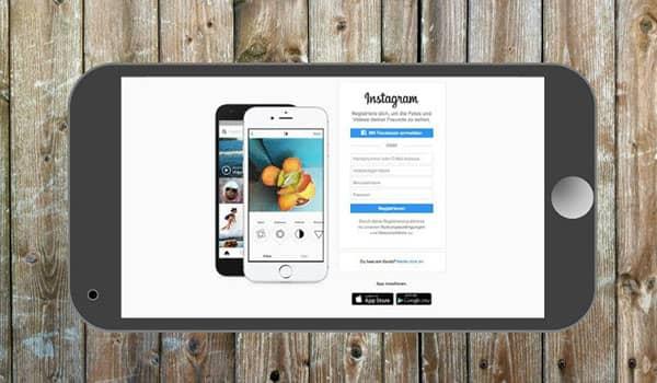 Por qué Instagram no me deja crear una cuenta