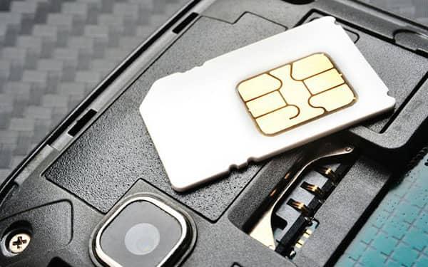 cambiar el chip de un celular a otro