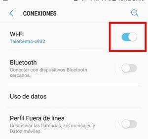 desactiva el wifi