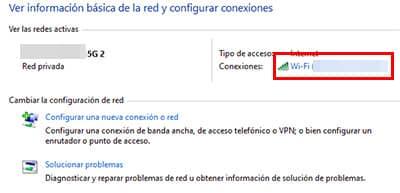pasos para saber mi contraseña wifi