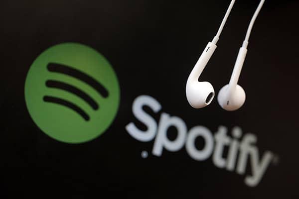 spotify no reproduce la canción actual - Razones