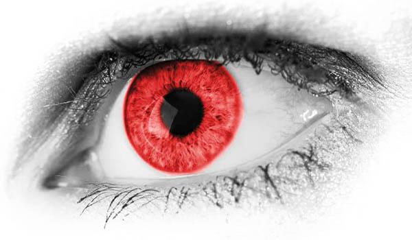 Aplicaciones para quitar ojos rojos en las fotos