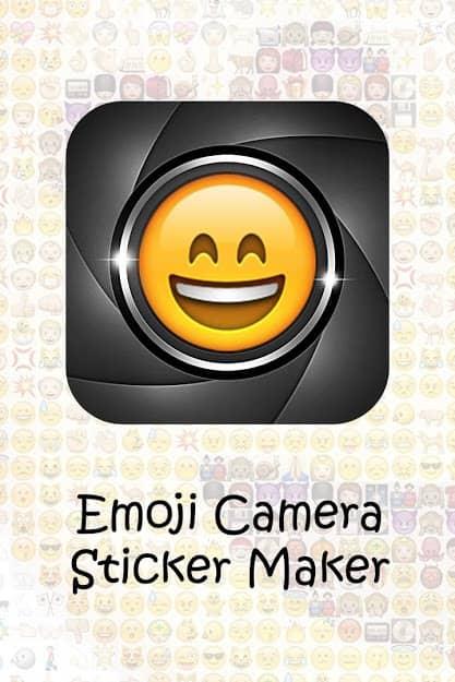 emoji camara etiqueta hacedor 1