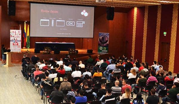 Congreso de seguridad informatica